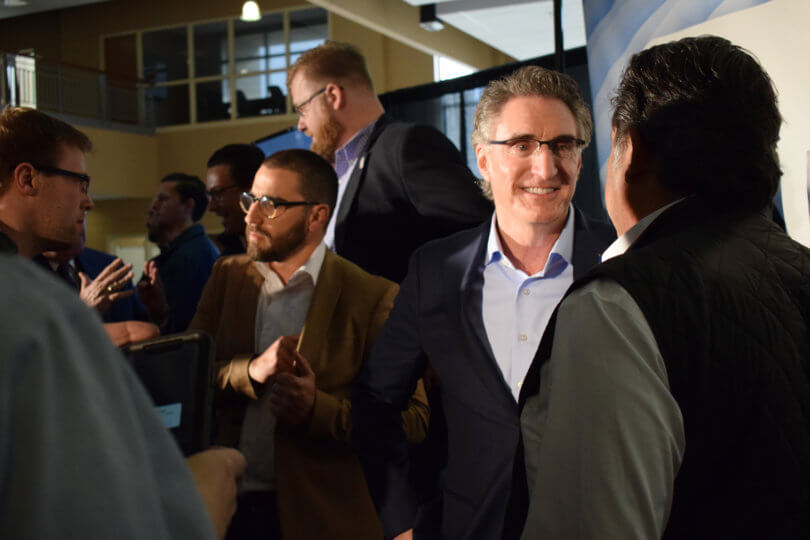 Doug Burgum shares about Plug & Play in Fargo