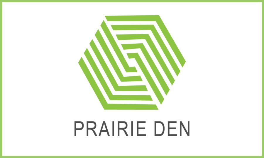 Prairie den logo